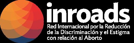 inroads logo - Red Internacional por la Reduccion de la Discrimination y el Estigma con relacion al Aborto